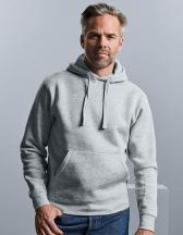 Men`s Authentic Hooded Sweat