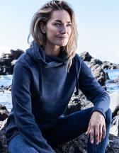 Women`s Heather Hoody 60/40