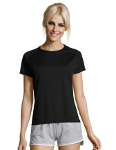 Women`s Raglan Sleeves T Sporty