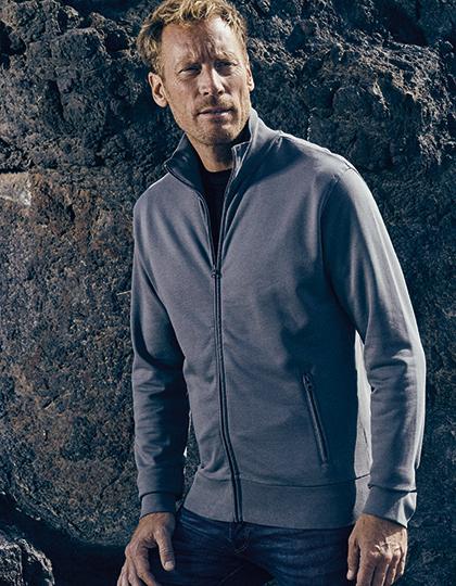 Men`s Jacket Stand-Up Collar